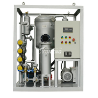 ZJB High Efficiency Vacuum Transformer Oil Purifier