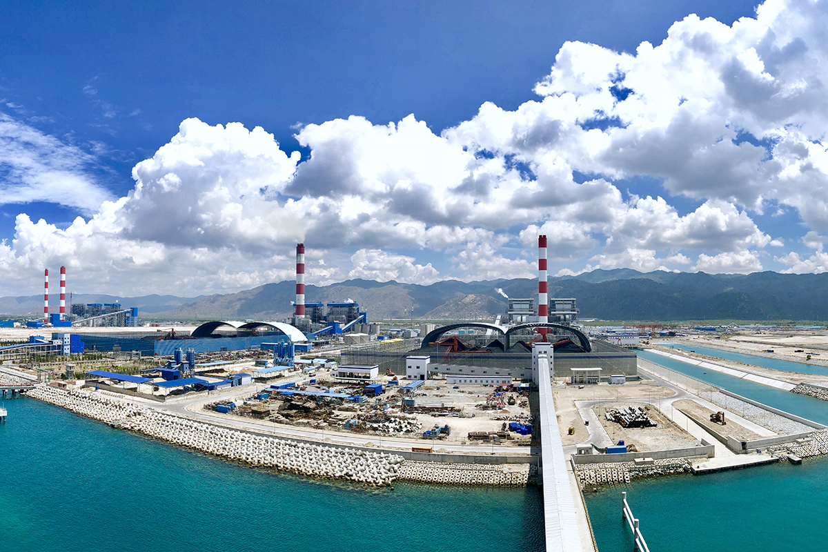 Energy China's Thermal Plant in Vietnam Marks Latest Milestone in Overseas Success