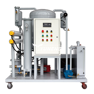 ZJC Vacuum Turbine Oil Dehydration Treatment( Turbine Oil Dehydration Machine)