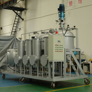 YUNENG YNZSY-LTY1000 Tyre Oil Purifier Oil Purification Machine