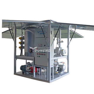 3000L/H Yuneng ZJA3BY Ultra High Voltage Transformer Oi Regeneration System,Oil Dielectric Improving Machine