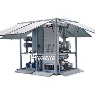 9000L/H ZJA Series Ultra-high Voltage Transformer Oil Purification Equipment