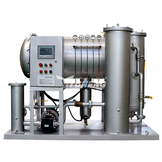 JT-150 Coalescence Dewatering Turbine Oil Cleaning Machine