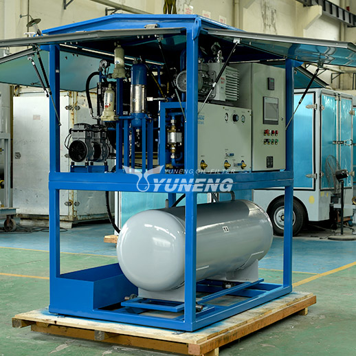 QTHS SF6 Gas Recovery and Purifying Device