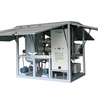 12000L/H Yuneng ZJA12BY Ultra High Voltage Transformer Oil Purification,Oil Filter,Oil Reclamation Plant
