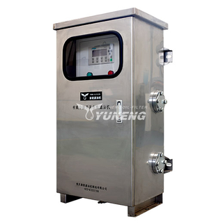 Yuneng JZ-0.6BF Series Online On-load Tap Changer Oil Purifier